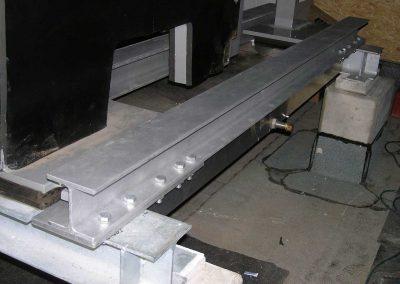 Stahlbauunterkonstruktion